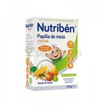 NUTRIBEN INICIO A LA FRUTA...