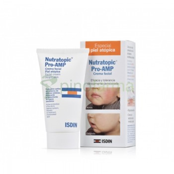 ISDIN NUTRATOPIC PRO-AMP CREMA FACIAL PROTECT