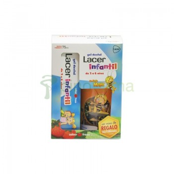 LACER INFANTIL GEL DENTAL...