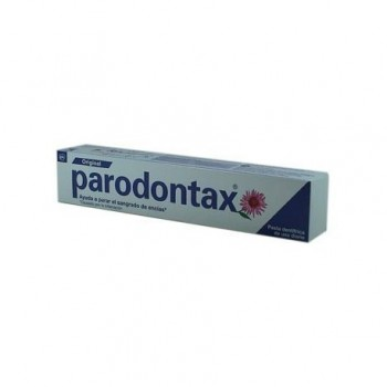 PARODONTAX SIN FLUOR PASTA DENTAL  75 ML