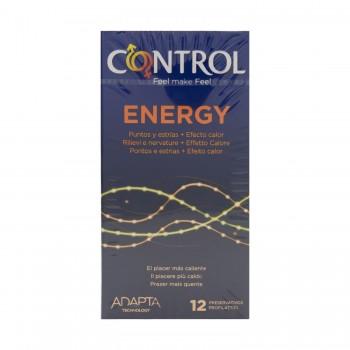CONTROL ENERGY PRESERVATIVOS 12 U