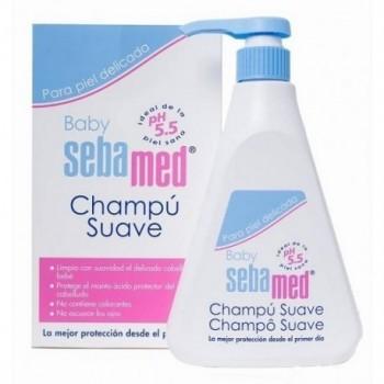 SEBAMED BABY CHAMPU 500 ML