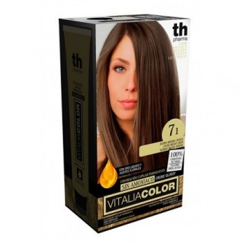 TH PHARMA VITALIA 7.1 SIN AMONIACO COLORACION
