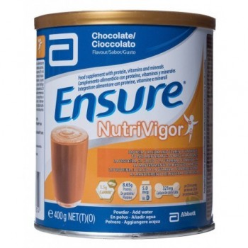Ensure Nutrivigor chocolate 400g.