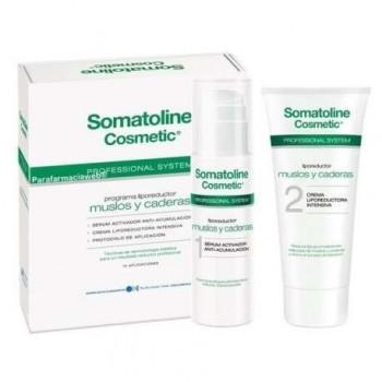 Somatoline Cosmetic muslos y caderas