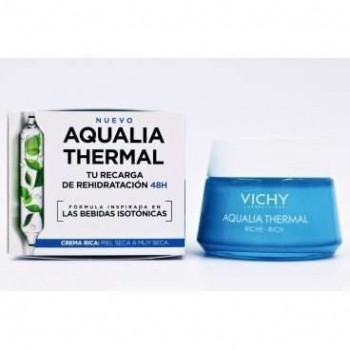 AQUALIA THERMAL C RICA P SENSIBLE HIDRATACION