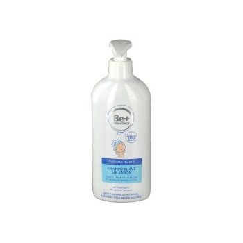 BE+ PEDIATRICS CHAMPU SUAVE SIN JABON  300 ML
