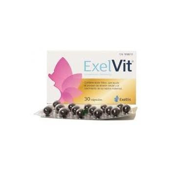 EXELVIT  30 CAPS