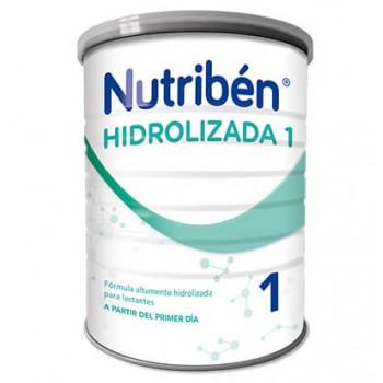 NUTRIBEN HIDROLIZADA 1  400 G 1 BOTE NEUTRO