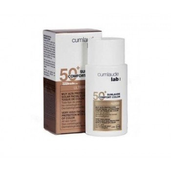CUMLAUDE LAB: SUNLAUDE SPF 50+  COLOR 50 ML