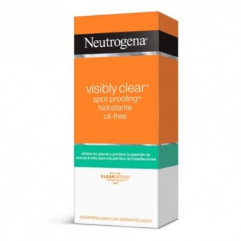 NEUTROGENA VISIBLE CLEAR SPOT PROOFING HIDRATANTE