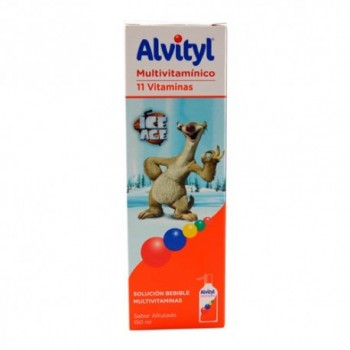 ALVITYL MULTIVITAMÍNICO