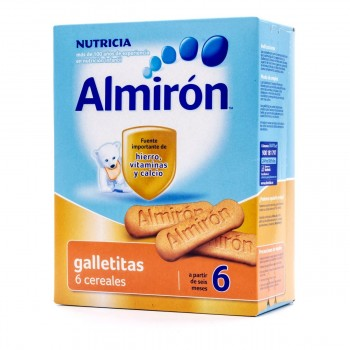ALMIRON GALLETITAS CEREAL...