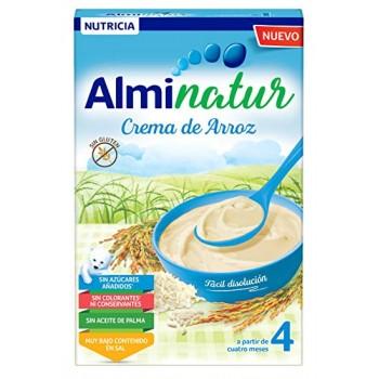 ALMINATUR CREMA DE ARROZ...