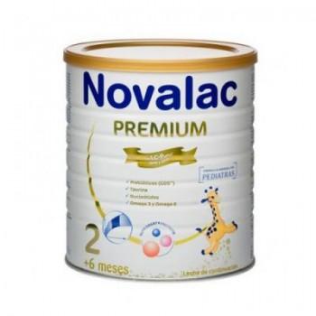NOVALAC PREMIUM 2 LECHE DE CONTINUACION  800