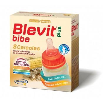 BLEVIT PLUS 8 CEREALES PARA BIBERON  2 SOBRES