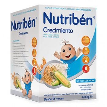 NUTRIBEN CRECIMIENTO  600 G