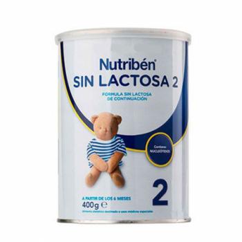 NUTRIBEN SIN LACTOSA 2  400...