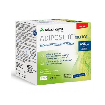 ADIPOSLIM MEDICAL 45 SOBRES