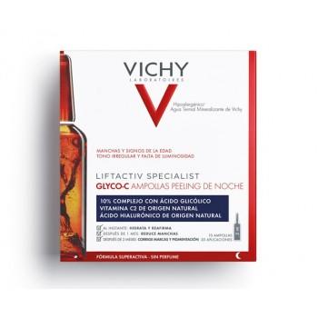VICHY LIFTACTIV GLICOLICO 10 AMPOLLAS
