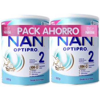 NAN OPTIPRO 2 PACK AHORRO