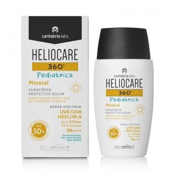 HELIOCARE 360 PEDIATRICS MINERAL 50ML