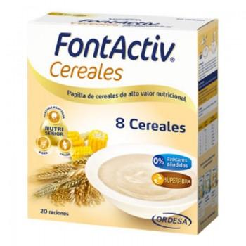 FONTACTIV 8 CEREALES 600G