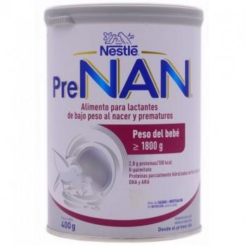 PRENAN LECHE PARA PREMATUROS, 400 G