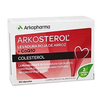 Arkosterol 60 Cápsulas