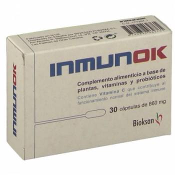 Inmunok 30 Cápsulas