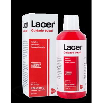 Lacer cuidado bucal colutorio 500 ML