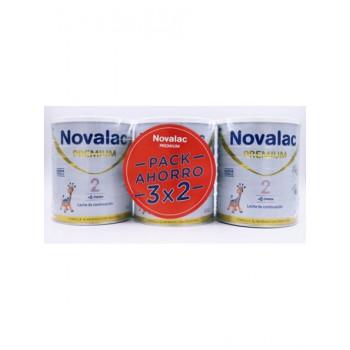 Novalac Premium 2 Pack ahorro 3 x 2 (800 + 800 + 800) g